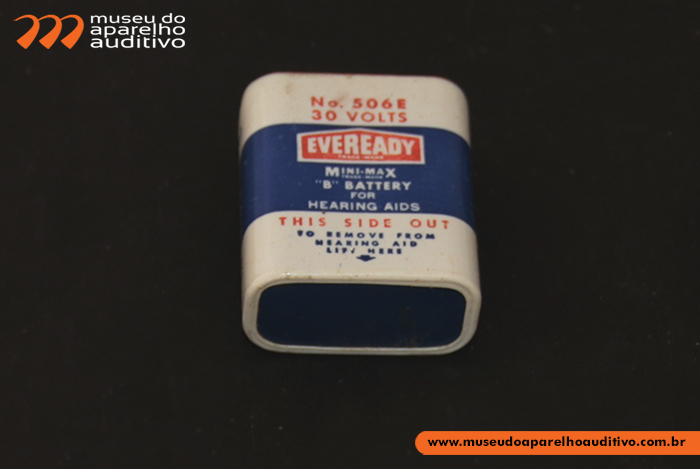Bateria Eveready - nº 506-E