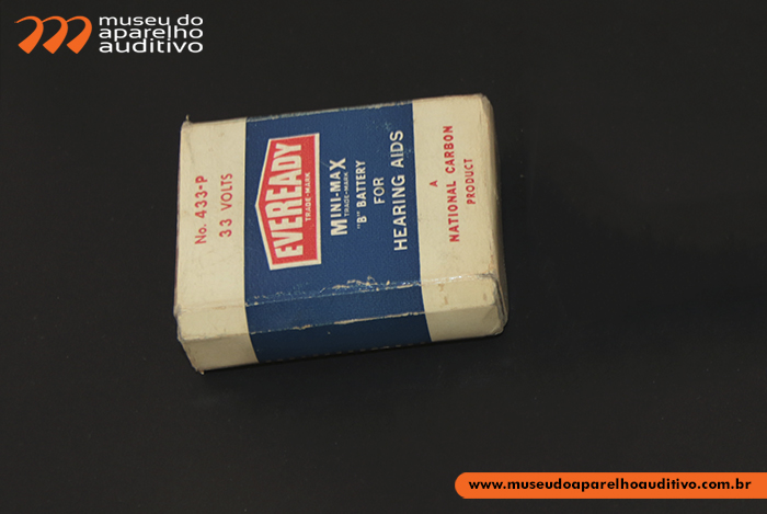 Bateria Eveready - n� 433-P